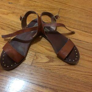 Brown Steve Madden sandals